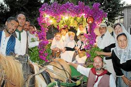 Desfile de la Beateta  en Valldemossa