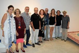 Exposición de Albert Pinya y Rafa Forteza en el Museu del Calçat de Inca