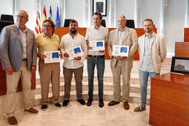 Premio Vuit d'Agost de Investigación para la arqueología submarina de la isla de Ibiza