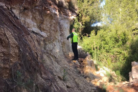 Declaradas de emergencia las obras para reparar el Camí Vell de Sant Mateu, en Santa Gertrudis