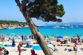 Estas son las playas más populares de baleares en Instagram