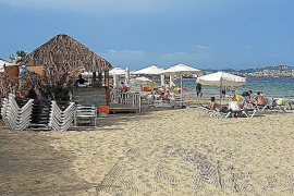 Platja d'en Bossa, en el podio de las playas más populares en Instagram