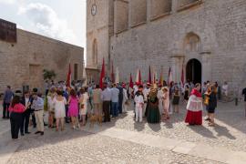 La festividad del día de Sant Ciriac, en imágenes (Fotos: Jaume Martorell).