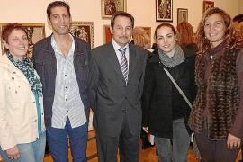 Entrega de los Premis Gota d'Oli de Mallorca