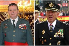 Interior nombra los nuevos directores adjuntos operativos de Guardia Civil y Policía Nacional