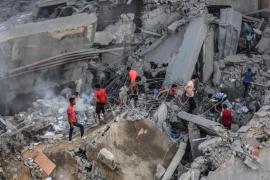 Israel y Hamás acuerdan una tregua para la Franja de Gaza tras la última escalada del conflicto