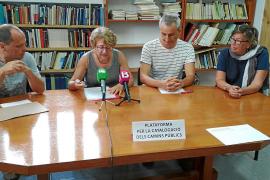 Nace la Plataforma para la Catalogación de los Caminos Públicos de Ibiza