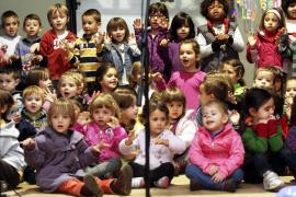En el pueblo de  los niños