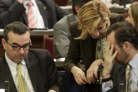 El pleno del Parlament insta al Gobierno a paralizar de forma inmediata las prospecciones en Eivissa