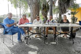 Los vecinos de ses Figueretes se hartan de que Vila no trabaje en la seguridad del barrio