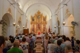 El día grande de Sant Llorenç, en imágenes (Fotos: Jaume Martorell)