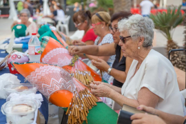 El pregón de las fiestas de ses Figueretes pide a los políticos que «escuchen» a los vecinos