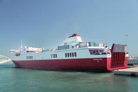 Baleària invierte 55 millones de euros en la compra del buque 'Visemar One'