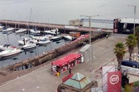 Más de 300 heridos, cinco de ellos graves, tras ceder un muelle durante un festival en Vigo