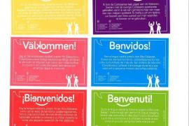 Baleares pone en marcha una campaña para enseñar la lengua catalana a los turistas