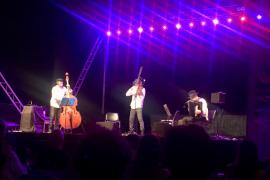 Kroke trae a 'Nits de Tanit' la música Klezmer y triunfa