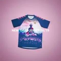 Hummel hace oficial la polémica camiseta de la Peña Deportiva
