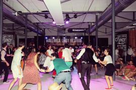 El swing toma la Fàbrica Ramis con el Mallorca Lindy Festival 2019