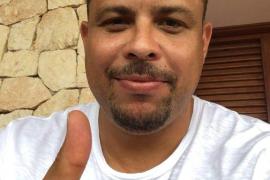 Ronaldo Nazário de Lima ha agradecido la atención recibida por parte del equipo de médicos y enfermeros.