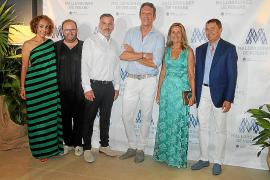 El presentador Joaquín Prat, Mallorquín del verano