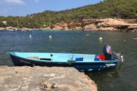 Los agentes policiales solo han interceptado tres pateras en Balears este año