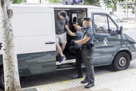 Prisión para uno de los seis detenidos por la muerte de un británico tras una pelea en Sant Antoni