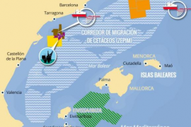Sant Josep propone una Declaración de impacto ambiental negativa del MedSalt-2