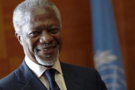 Muere el ex secretario general de la ONU y Nobel de la Paz Kofi Annan