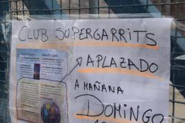 Queda aplazada la actividad Club Supergarrits para el domingo debido a la previsión por lluvias