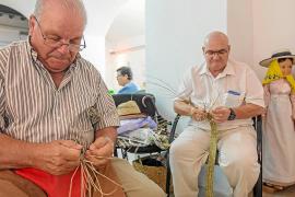Sant Antoni acoge la fiesta de Molí d'en Simó con artesanía y 'ball pagès'
