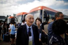 180 familias coreanas separadas por la guerra podrán reunirse durante un día