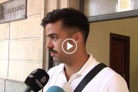 El guardia civil de La Manada pone en duda que su destino a Ibiza fuese un error