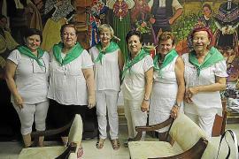 Cena de blanco en el Centro Aragonés
