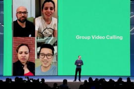 @Whatsapp lanza las videollamadas grupales