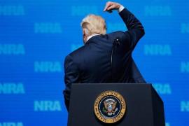 Doble revés para Trump y los republicanos a unas semanas de las elecciones