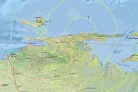 Un terremoto de 7,3 sacude la costa norte de Venezuela