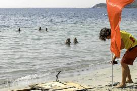 Simulacro de actuación en caso de vertidos por hidrocarburos en el mar