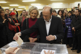 Absoluta normalidad en la apertura de los colegios electorales