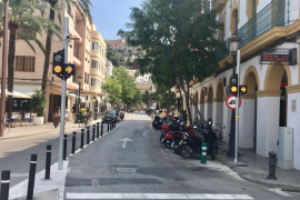"""Los comerciantes de la Marina expresan su malestar por el """"desinterés"""" que muestra el Ayuntamiento de Ibiza por su barrio"""