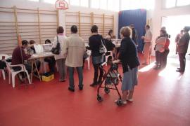 Balears sale a votar