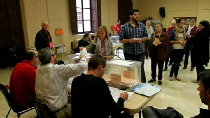 Bauzá asegura que no ha pedido el voto ni ha cometido ninguna  irregularidad