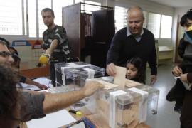 Constituidas el cien por cien de  las mesas electorales de las Islas Baleares
