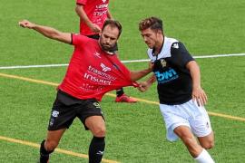 Primera derrota del Formentera
