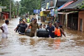 Las fuertes inundaciones dejan cerca de 1.000 muertos en India