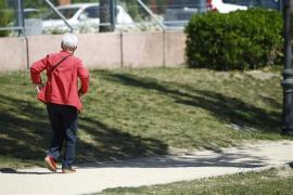 El número de pensiones aumenta en un 1,3% en Baleares