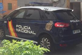 Detenida en Palma una mujer por obligar a vivir a su hermana en la escalera