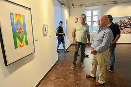 Sant Antoni se vuelca con el Pop Art y expone 46 obras de diferentes épocas