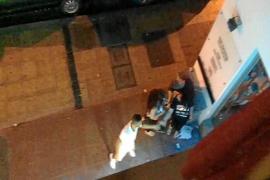 Vecinos de Sant Antoni denuncian la «impunidad» de las bandas organizadas