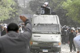 Al menos tres personas muertas en duros enfrentamientos en El Cairo