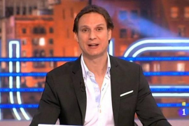 TVE prescinde de Javier Cárdenas y su programa 'Hora punta'